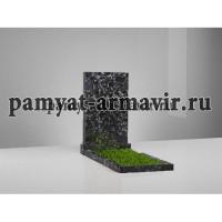 Памятник из гранита              (Лабрадорит)
